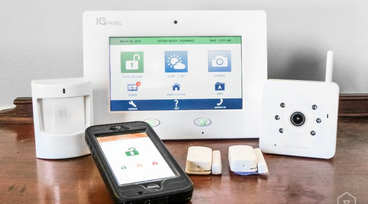 A Comparison of the Top Two Home Security Systems