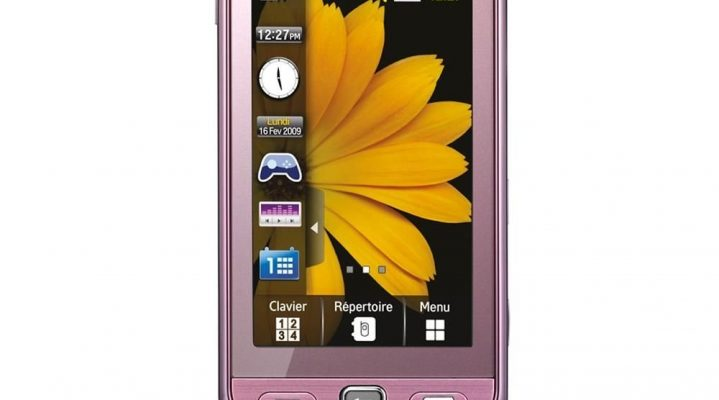 Samsung Tocco Lite Phone: Stylish in Looks and Superior in Performance