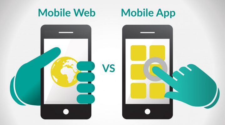 Mobile App Vs Website for E-Commerce