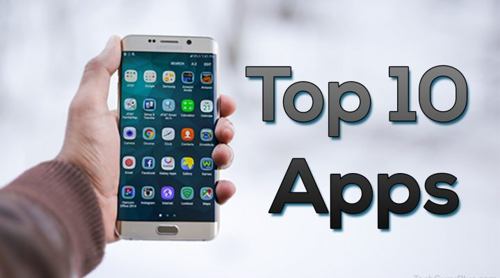 What Are the Top 10 Android Apps?