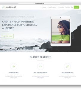 Fresh Releases – Free WordPress Theme
