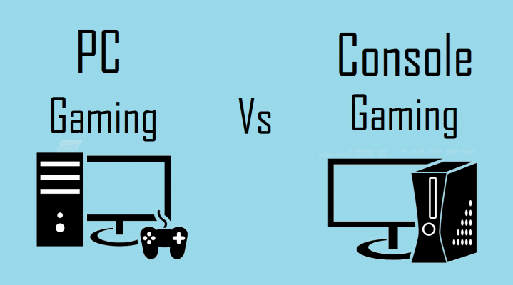 Console Vs PC Gaming