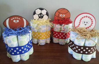 Sports Themed Baby Shower Ideas