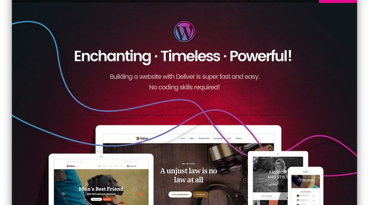 Build Better Websites Faster with Templates
