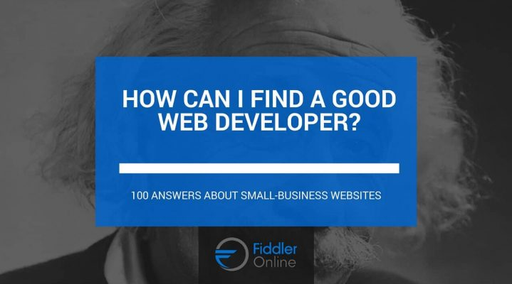How to Find a Good Web Designer – Developer
