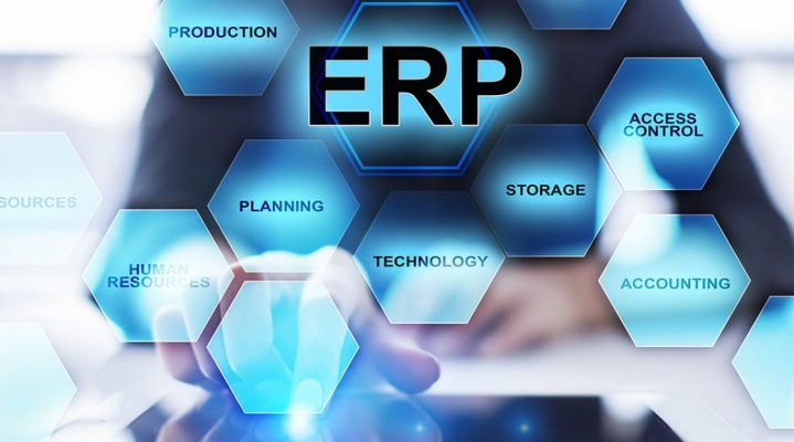ERP Derived From Manufacturing Software