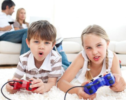 Adverse Effects of Prolonged Internet Usage on Children