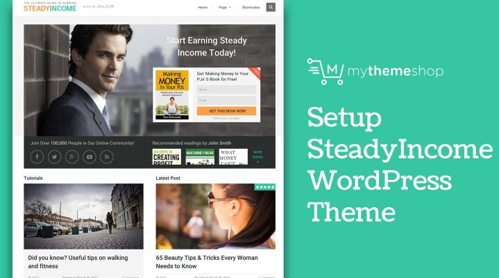 Tips to Setup a Website With WordPress