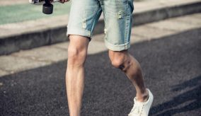 Here's Why Denim Shorts Are Never Out Of Fashion!