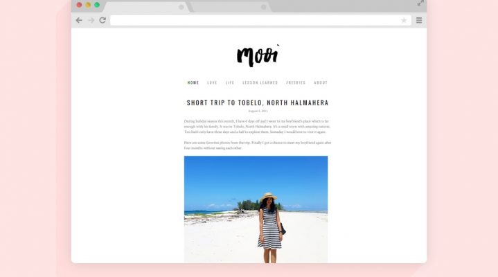 Some Information on Blogger Templates