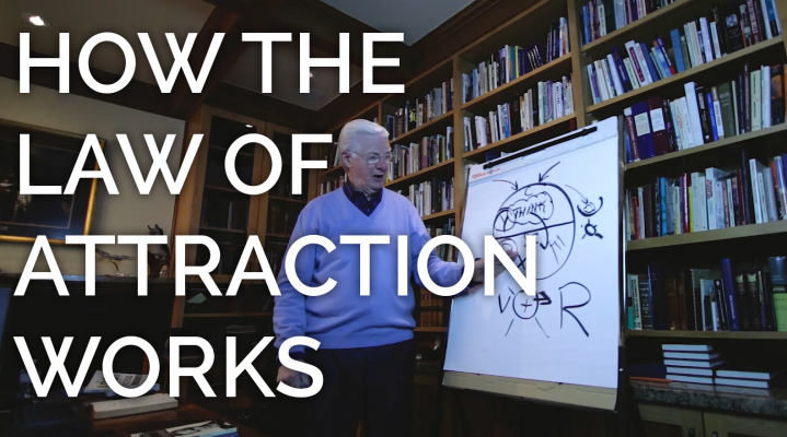 Why and How Does Law of Attraction Work?